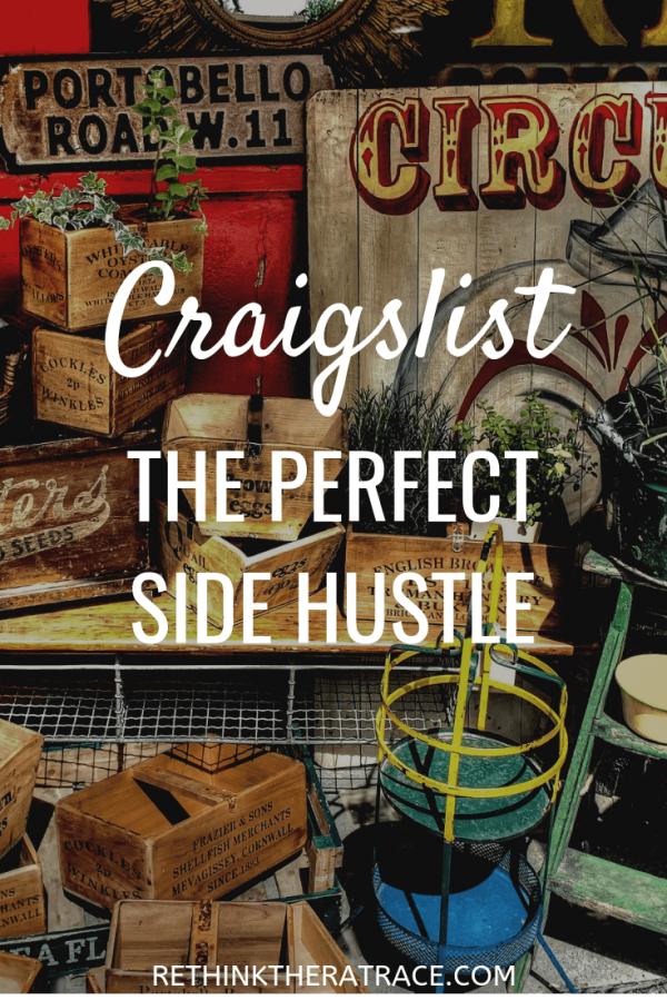 Craigslist: The Perfect Side Hustle