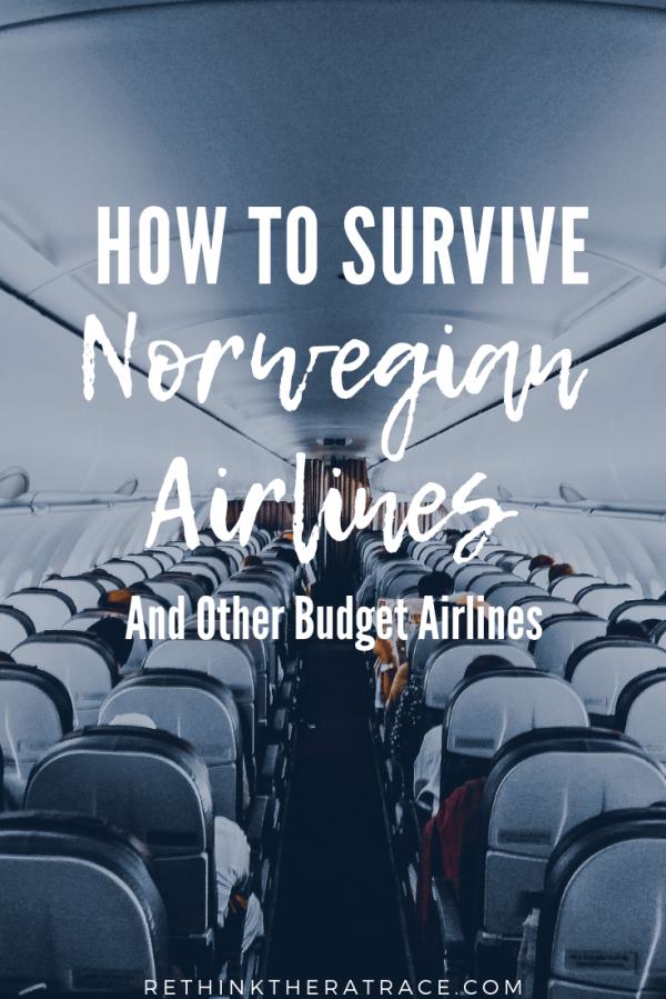 Flying Norwegian Air
