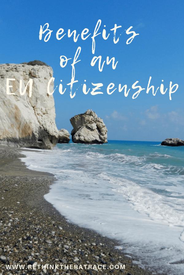 Benefits of an EUCitizenship