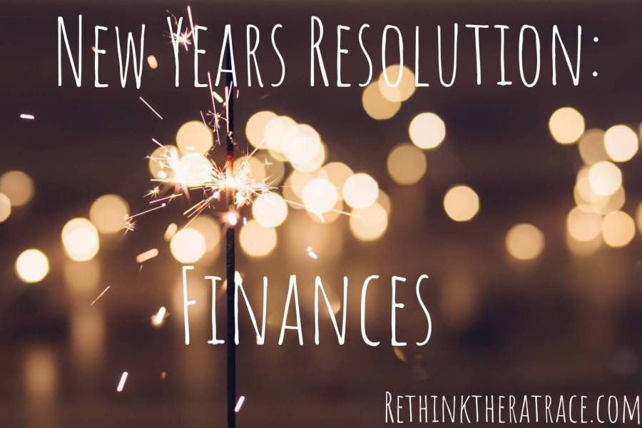 New Years Resolution Guide to: Financial Health