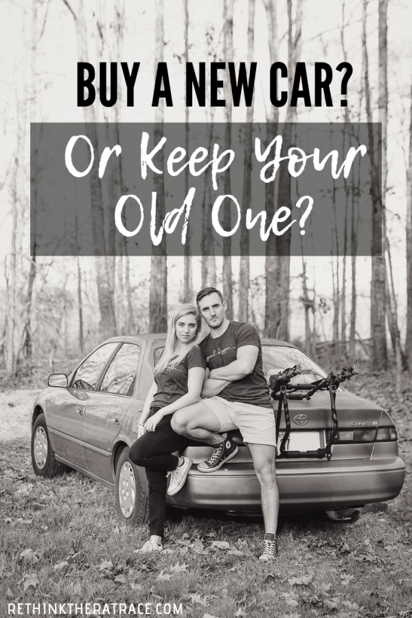 Should You Buy a New Car, a Used Car, or Keep Your Old Car